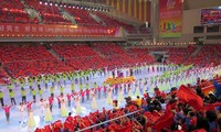 第16届越中青年友好会见活动在越南举行