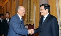 越南在国家工业化现代化事业中继续与日本配合