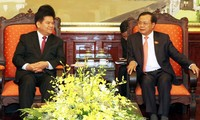 加强河内与中国云南省的合作关系