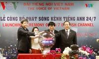 本台24/7英语频道将向世界大力推介越南形象和国土人情