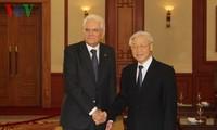 越南重视与日本加强外交关系