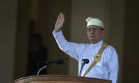 缅甸总统吴登盛承诺将尊重大选结果