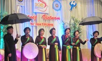 越南文化在捷克大放异彩