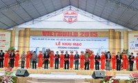 来自15国的企业参加越南国际建筑、建材及家居产品展览会