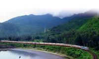 越南多条国内旅游线与铁路运输实现对接