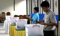 欧盟:缅甸大选真实可信