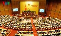 越南国会讨论《费用、手续费法(草案)》