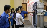 越南核电发展研讨会暨展示活动开幕