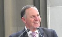 新西兰总理约翰·基即将正式访问越南