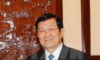 张晋创主席将出席菲律宾APEC峰会