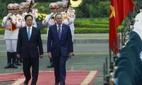 加强越南与新西兰关系