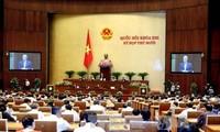 越南选民高度评价国会质询和回答质询活动形式革新