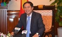 越南外交部副部长裴青山谈APEC第23次峰会有关情况