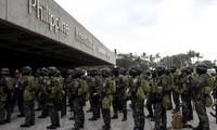 巴黎恐袭事件发生后多国加强安保工作