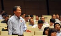 越南国会质询活动进入第二天
