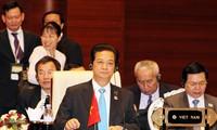 阮晋勇即将出席东盟峰会
