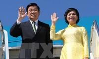 张晋创出席APEC峰会