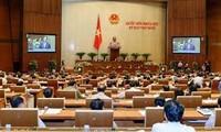 越南全国选民高度评价国会的质询和回答质询活动