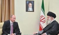 """伊朗和俄罗斯在叙利亚问题上""""观点一致"""""""