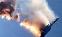 土耳其导弹击落俄罗斯苏-24战机引发紧张