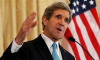 """美国国务卿克里担心以巴冲突""""失控"""""""