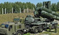 俄罗斯在叙利亚部署S-400防空导弹系统