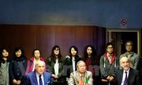 意大利高校和企业共同服务越南市场