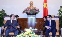 范平明会见中国广西壮族自治区政府副主席唐仁健