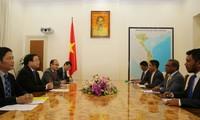 越南-东帝汶友好合作关系迈出积极发展步伐
