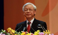 阮富仲总书记主持反腐败中央指导委员会会议