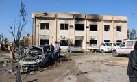 IS承认制造利比亚爆炸袭击事件 导致50多人死亡