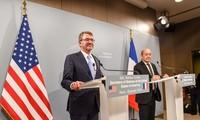 """以美国为首的国际联盟加强在伊拉克和叙利亚的打击""""伊斯兰国""""行动"""