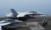"""美国承诺扩大对伊拉克及叙利亚境外""""伊斯兰国""""的打击行动"""