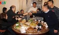 春节家族团聚激发归根意识
