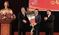 越共中央政治局公布有关中央宣教部人事的决定