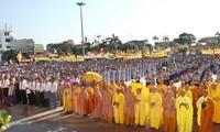 越南一向尊重公民的宗教信仰自由权