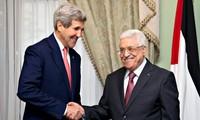 巴勒斯坦希望与国际社会配合结束以巴冲突