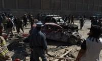阿富汗发生自杀式爆炸袭击 造成数十人伤亡