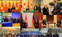 革新30年与重要外交经验