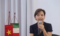 越南和意大利加强双边合作
