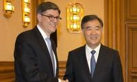 美中讨论双边经济关系