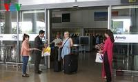 今年二月越南接待国际游客同比增长百分之二十