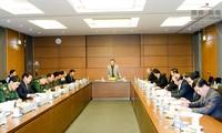 保障越南国会选举期间的社会安全和秩序