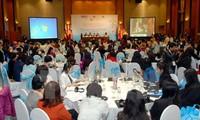 为越南女企业家发展并融入东盟经济共同体创造便利条件