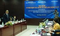 加强岘港市与意大利经济合作
