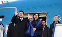 越南与坦桑尼亚、莫桑比克及伊朗关系的新篇章