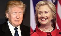 2016年美国总统选举:希拉里和特朗普在佛罗里达州初选中大胜