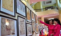 """""""黄沙长沙——历史和法理证据""""资料展在海防市举行"""