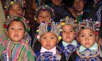 越南民族共同体中的哈尼族