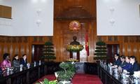 世界银行愿意协助越南完成经济社会发展目标